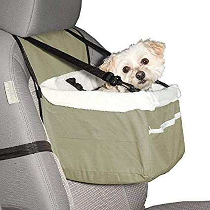 Pet Booster Seat >> Amazon Com Ideas In Life Portable Car Pet Booster Seat With Clip