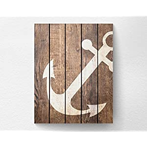 51MAniaY5GL._SS300_ Anchor Decor & Nautical Anchor Decorations