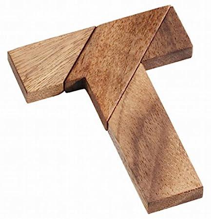 LOGICA GIOCHI Art. T Puzzle - 100 Puzzles en 1 - Rompecabezas de ...