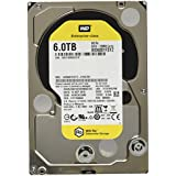 WD 6TB 3.5 Re 7200 RPM SATA III 128 MB Cache Bulk/OEM Enterprise Hard Drive (WD6001FSYZ)