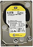 WD 6TB 3.5'' Re 7200 RPM SATA III 128 MB Cache Bulk/OEM Enterprise Hard Drive (WD6001FSYZ)