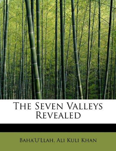 The Seven Valleys Revealed pdf epub