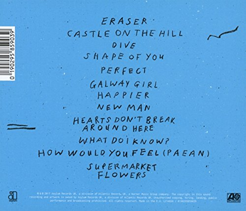 ed sheeran divide album free download zip