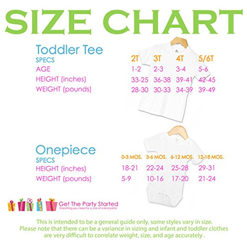 Custom Party Shop Toddler Girls Flower Girl Wedding T-shirt