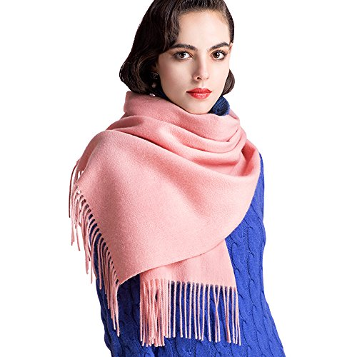 Cashmere Scarfs for Women and Men,Large Warm Soft Scarf Shawls Wrap Gift