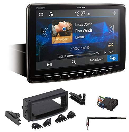 Alpine Media Bluetooth Receiver w/ CarPlay For 97-00 Chevrolet Chevy Malibu
