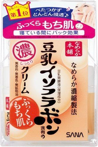 Nameraka Honpo Sana Nameraka Isoflavone Facial Cream -  1716