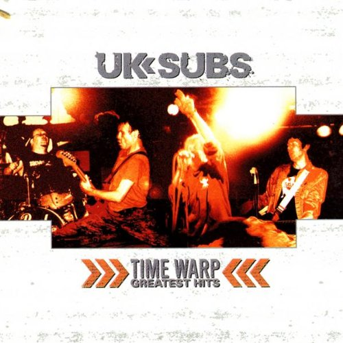 U.K. Subs - Time Warp: The Greatest Hits by Cleopatra