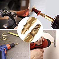 2.0-6.0mm Tip Slotted Electric Drills Electric Screwdrivers Air Drills Hand Screwdrivers for Replacing Old Parts Replair Bolt Extractor Tool Jimdary Hex Bit Set