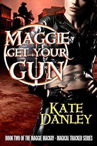 book cover of Maggie Get Your Gun