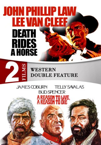 (Death Rides a Horse / A Reason to Live, A Reason to Die - 2 DVD Set (Amazon.com Exclusive))