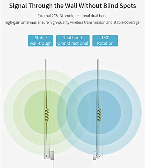 altany-zadaszenia.pl HAJZF WiFi Signal Amplifier Relay/Router/AP ...