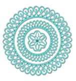 Sweet Dixie Dies Metal Dotted Doily Circle Frame Die, Gold by Sweet Dixie