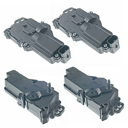 A Premium Door Lock Actuator For Ford Expedition 2003 2012 F 150 F 250 F 350 Super Duty Lincoln Navigator Mercury Sable Front And Rear 4 Pc Set