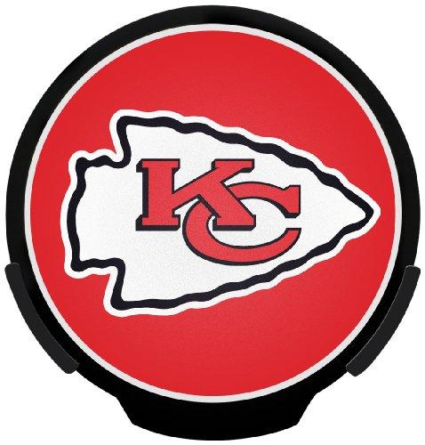 NFL Kansas City Chiefs LED Power Decal