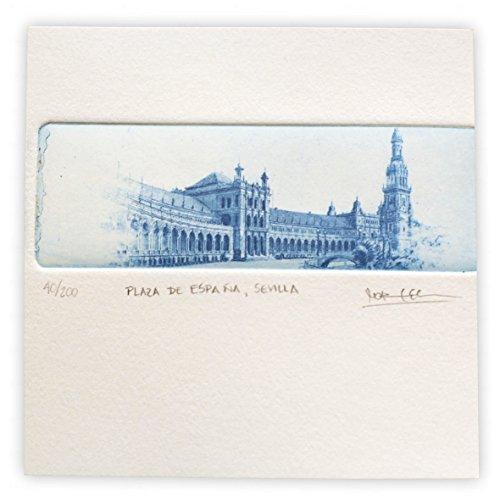Plaza de España - Sevilla: Amazon.es: Handmade