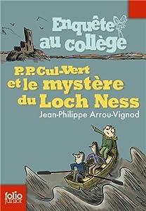"""Afficher """"Enquête au collège n° 5 P. P. Cul-Vert et le mystère du Loch Ness"""""""