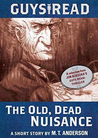 book cover of The Old, Dead Nuisance