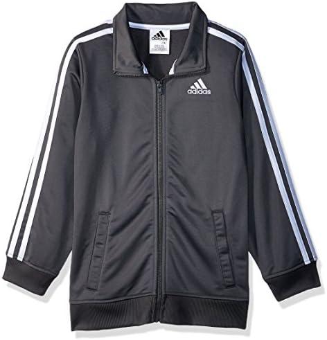 Adidas warm up jacket Youth Large | eBay