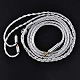 Better Upgraded Silver Plate Replacement Cable,8