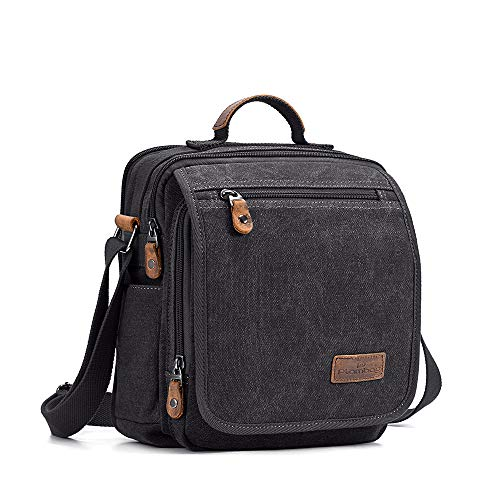 Plambag Canvas Messenger Bag