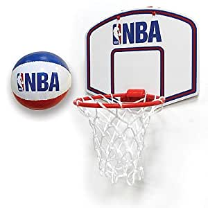 NBA Over The Door Basketball Hoop Set