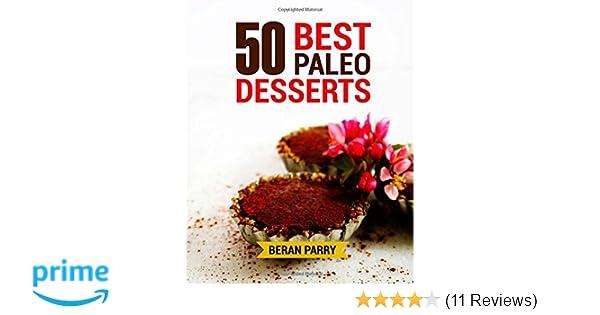 50 best paleo desserts