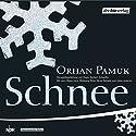 Schnee Hörspiel von Orhan Pamuk Gesprochen von: Wolfgang Rüter, Jens Wawrczeck, Peter Fricke