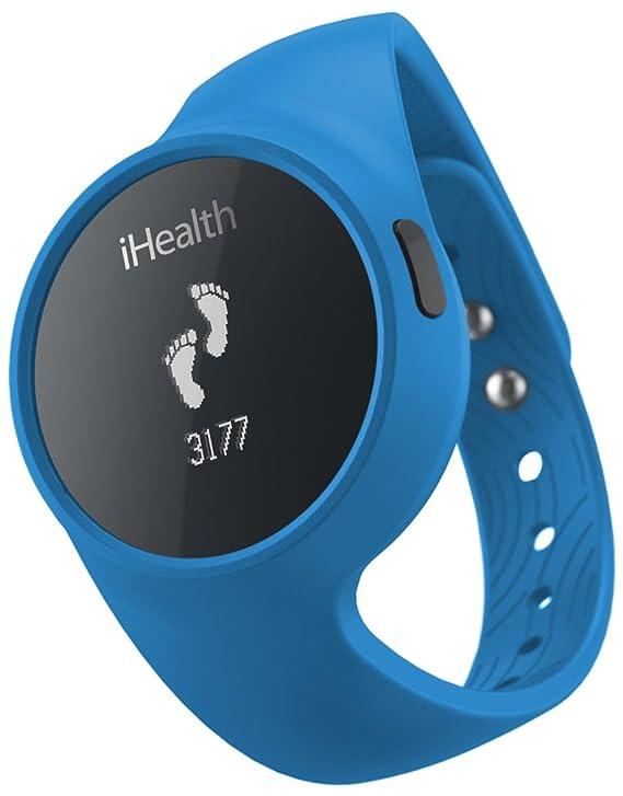 iHealth Monitor Inalámbrico de Actividad y Sueño, Bluetooth 4.0. Para iPhone 4, iPhone 5, iPad Mini & iPad 3: iHealthLabs: Amazon.es: Salud y cuidado ...