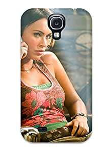 Premium Galaxy S4 Case - Protective Skin - High Quality For Megan Fox Exclusive Transformers 2