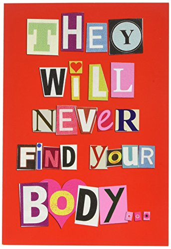 2151 Never Find Your Body