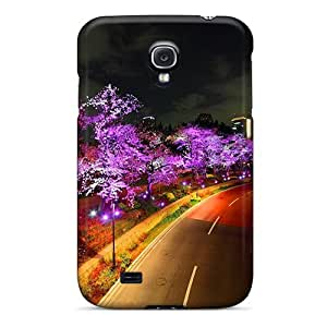 New Arrival Case Specially Design For Galaxy S4 (cool City Street)