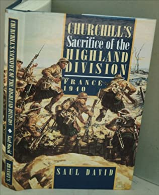 book cover of Churchill\'s Sacrifice of the Highland Division