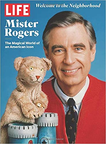 Life Mr Rogers The Editors Of Life 9781547849482 Amazon Com Books