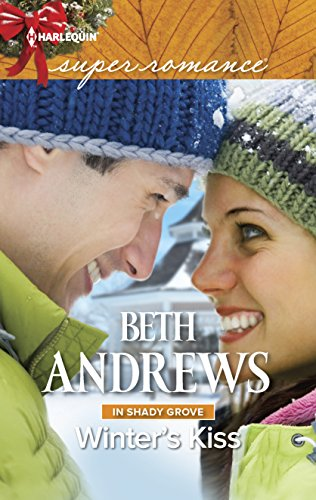 book cover of Winter\'s Kiss