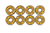 Yellow Jacket Premium Skateboard Bearings, Pro