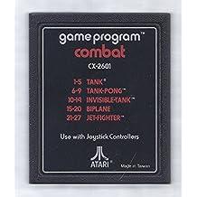 Combat Atari 2600 Video Game Cartridge