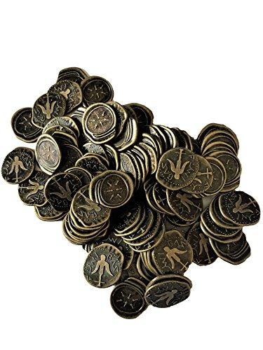 200pcs of Ancient Widow's Mite Coin,widows Mites Coins Roman Reproduction Antique Bronze Coins