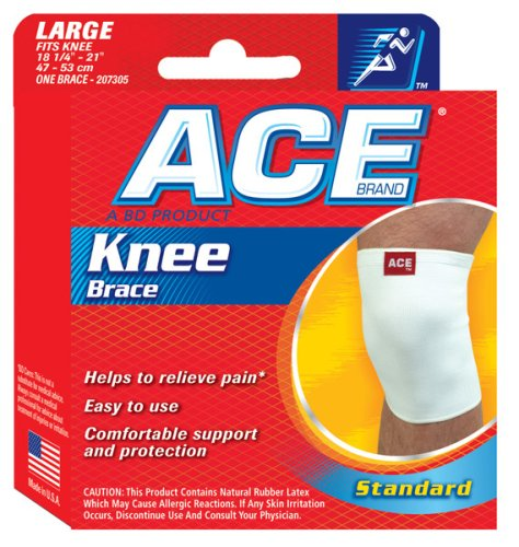- ACE Knee Brace Large