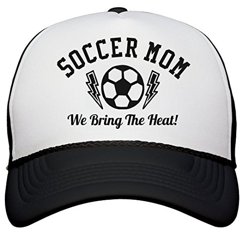 Customized Girl Soccer Mom Hats Bring Heat Gift: Snapback Tr