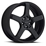 5 lug 22 inch rims - Milanni 464 VK-1 22x8.5 5x110/5x115 +38mm Matte Black Wheel Rim