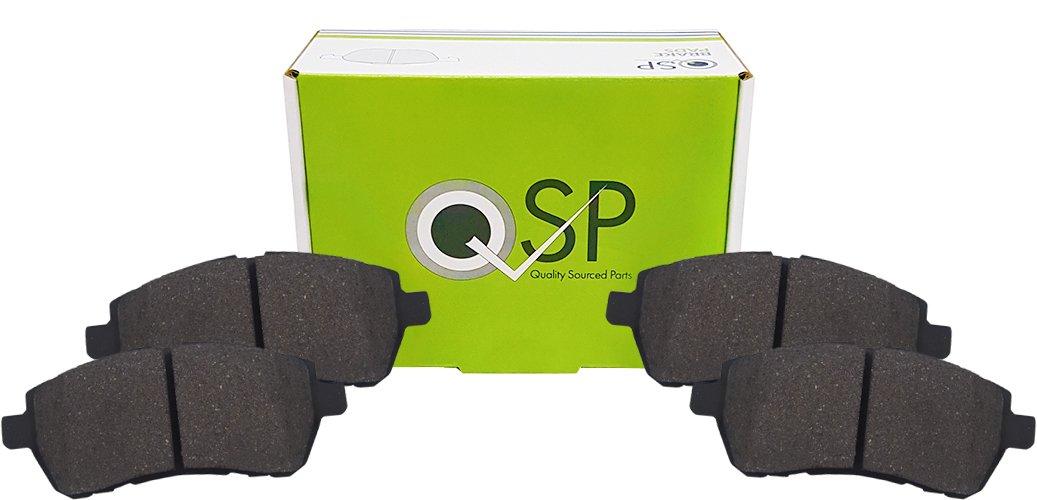 QSP Car Front Brake Pads Set of 4 QSPWBP00261
