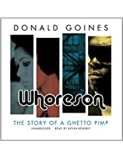 Whoreson: The Story of a Ghetto Pimp--Library Edition