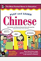 Play and Learn Chinese with Audio CD Hardcover