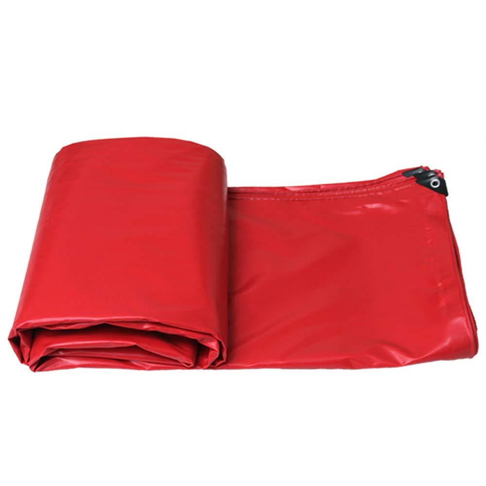 Tarpaulin LVZAIXI Wasserdichte Hochleistungsplane 100% wasserdicht und UV-Schutzfolie - 500 g   m2, Dicke 0,5 mm (größe   3  4m)