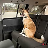 Kurgo Car Door Cover Car Protection from Dogs, Charcoal Grey - Lifetime Warranty