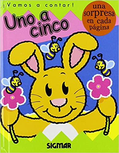 Descarga gratuita de libros epub Uno A Cinco/one To Five (Piruetas) PDF