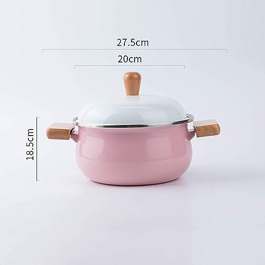 Cacerola Cazuela de cerámica Estufa de Gas para el hogar ...
