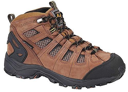 Carolina Shoe Work Boots, Size 8-1/2, Toe Type: Composite, PR - CA4525 ()