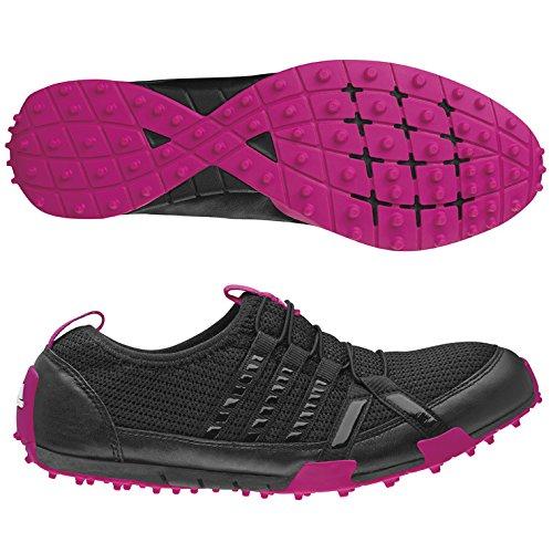 Buy Adidas Women Climacool Ballerina Black1/Black1/Bahmag Golf ...